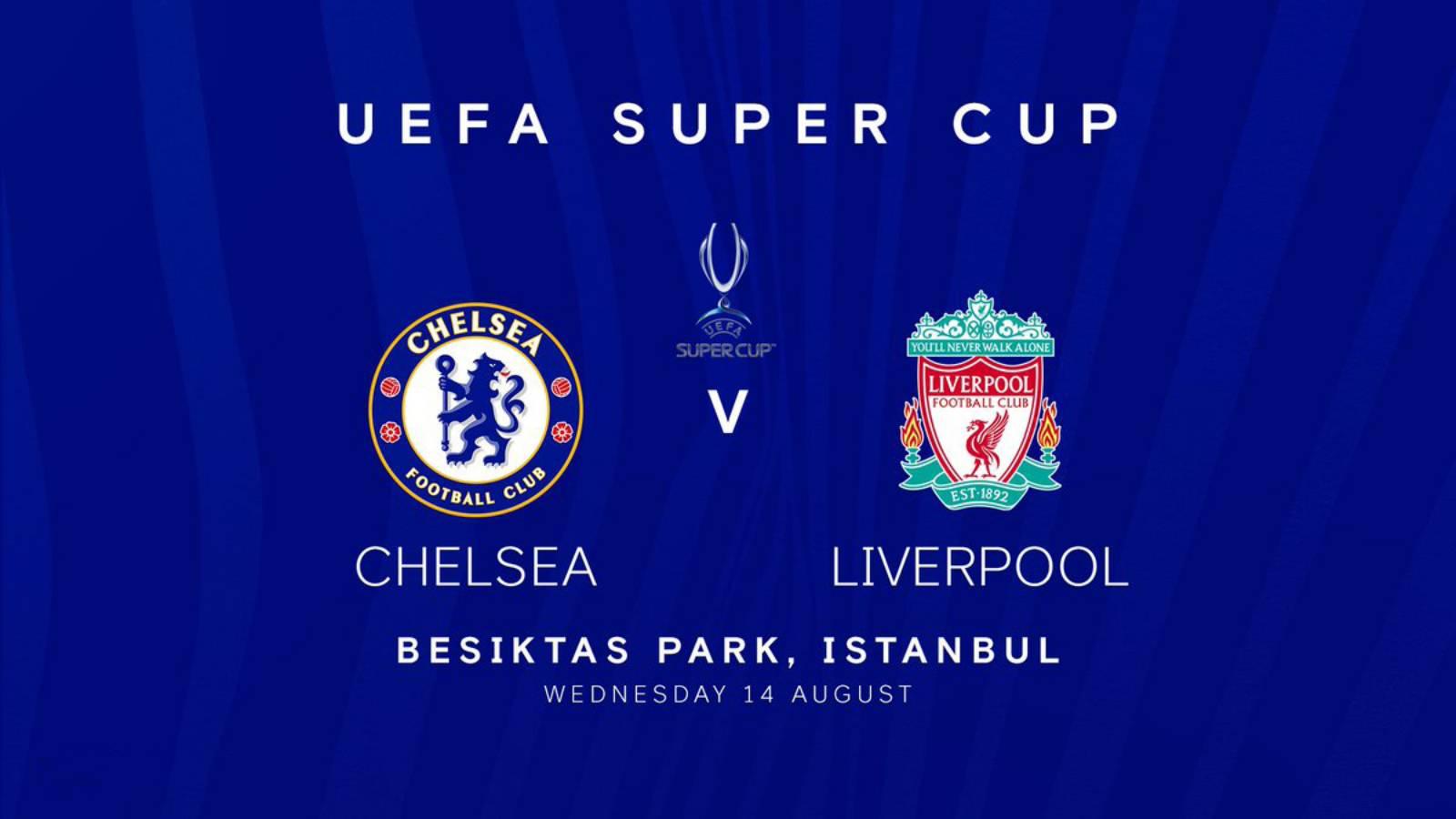 LIVERPOOL - CHELSEA LIVE DIGISPORT SUPERCUPA EUROPEI 2019