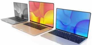 MacBook Pro 16 Inch, CAND intra in Productie, Noile Procesoare