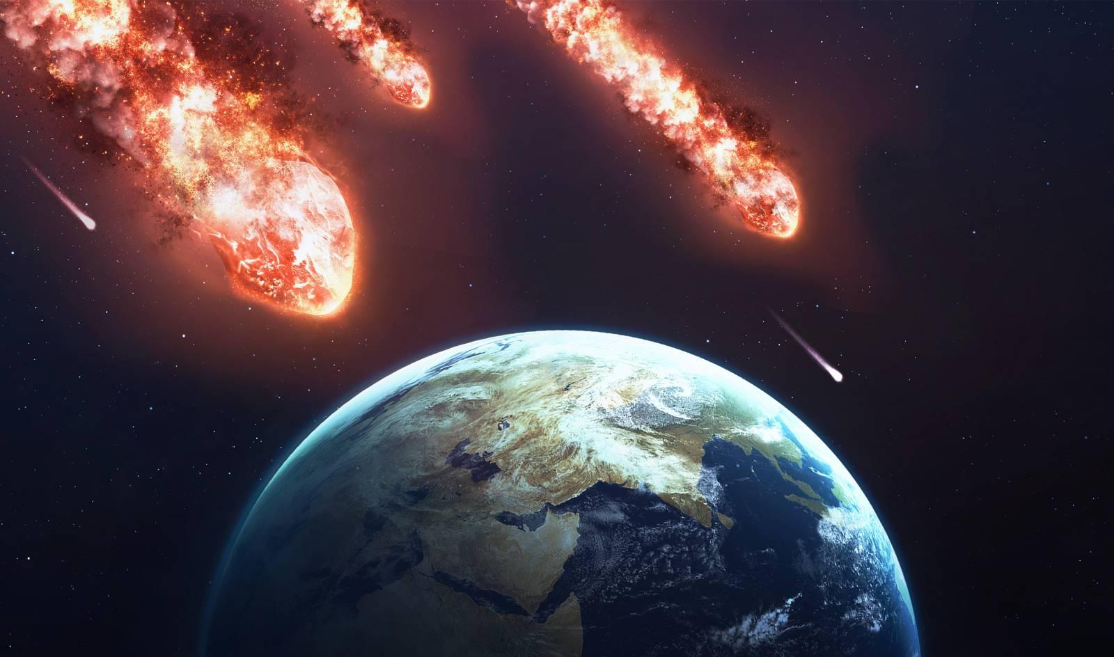 NASA ASTEROIDUL GIGANT care a SPERIAT Intreaga Planeta