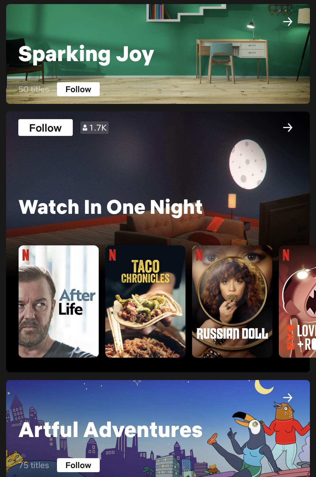 Netflix va LANSA Functia de care AVEAI NEVOIE cu Adevarat collections