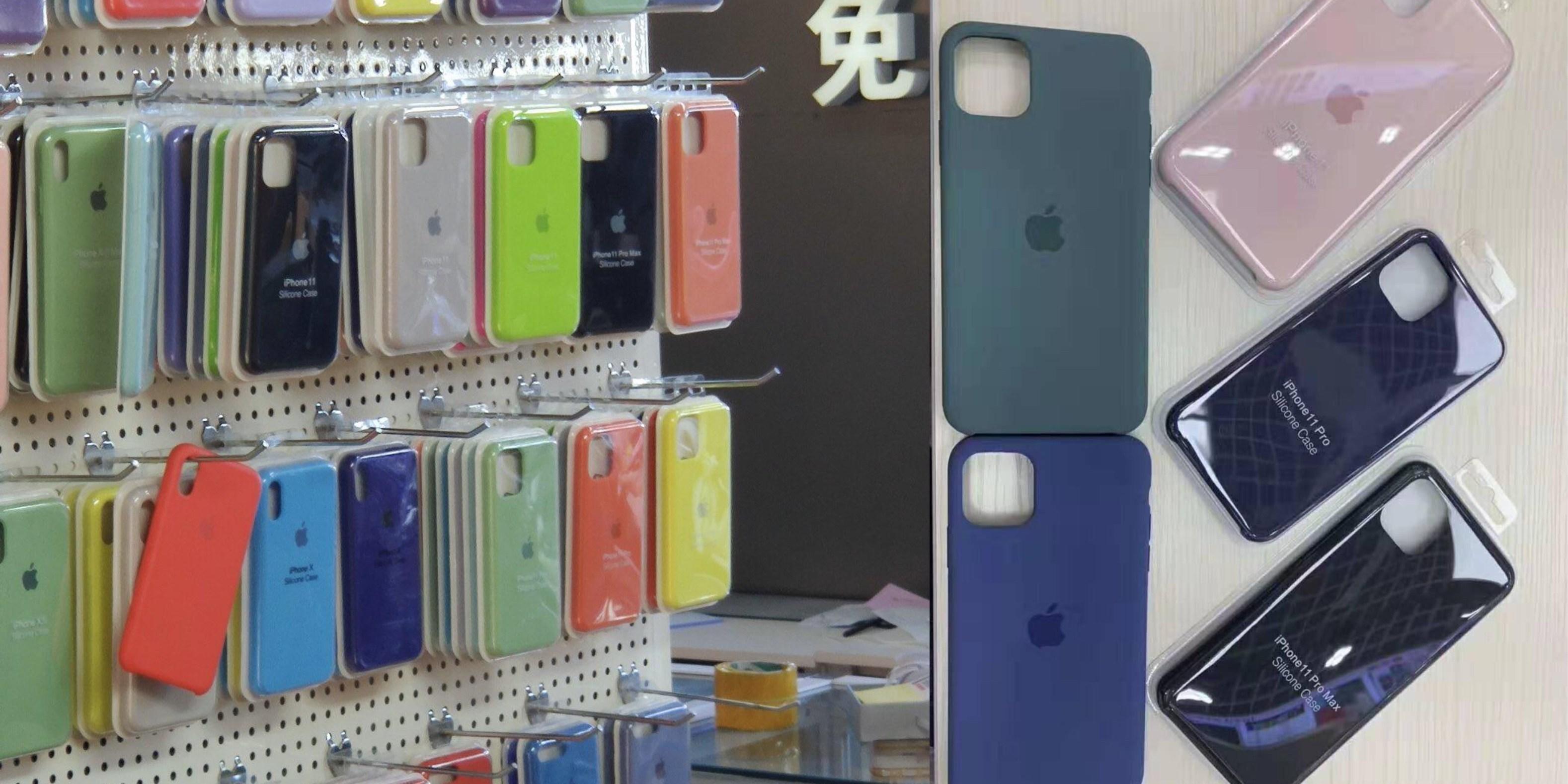 Noi imagini Dezvaluie ca iPhone 11 vine cu Doua Schimbari Mari carcase