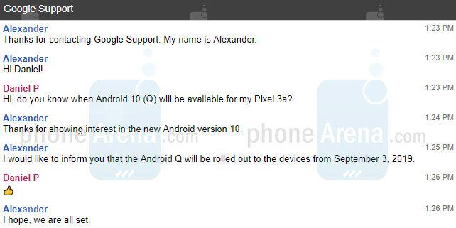 OFICIAL. Data de LANSARE Android 10 e CONFIRMATA de Google 3 septembrie