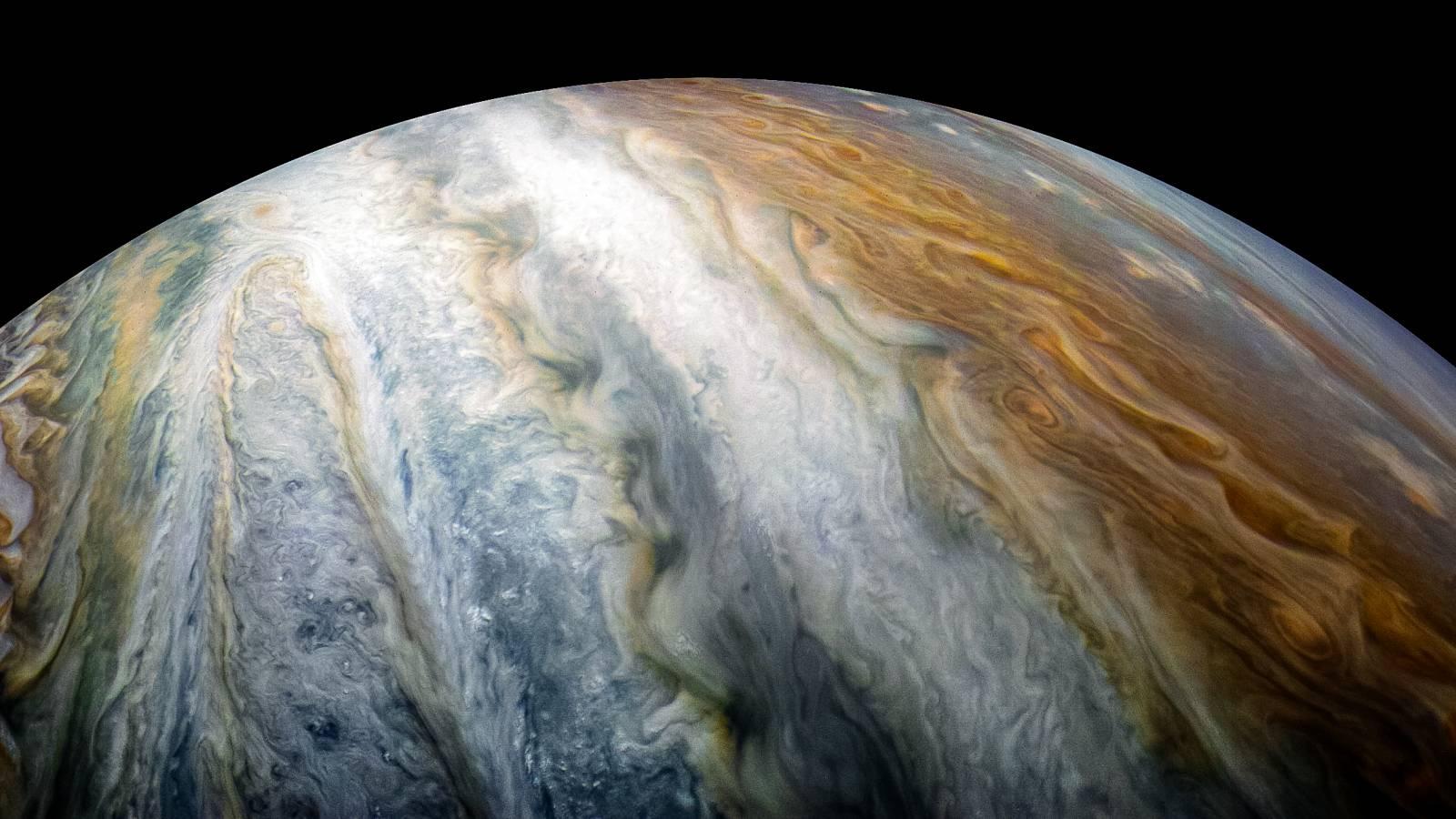 Planeta Jupiter Internetul SURPRINS de o INCREDIBILA Imagine