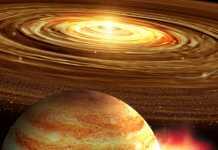 Planeta Jupiter. Anunt ULUITOR despre Primele SEMNE DE VIATA