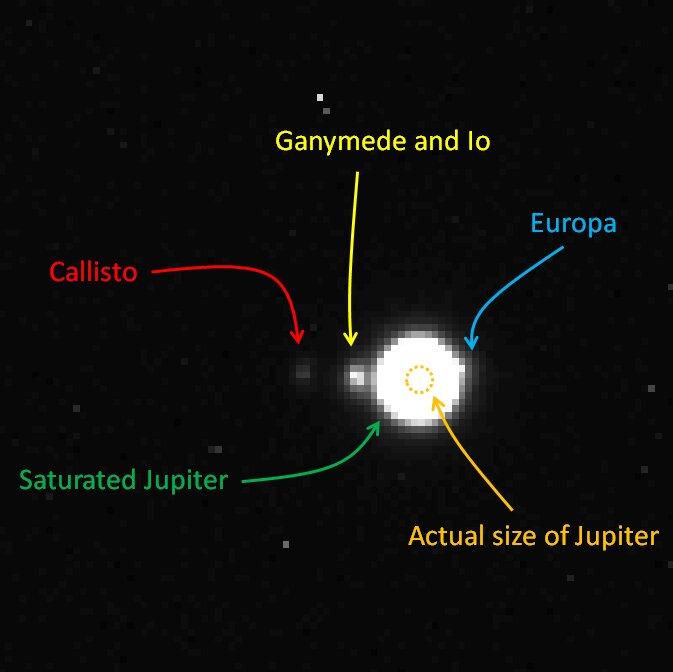 Planeta Jupiter. Internetul SURPRINS de o INCREDIBILA Imagine poza