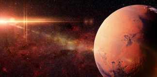 Planeta Marte. Anunt SOCANT, PERICOL GRAV Confirmat de NASA