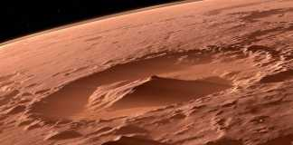 Planeta Marte. Noua IMAGINE UIMITOARE Publicata de NASA