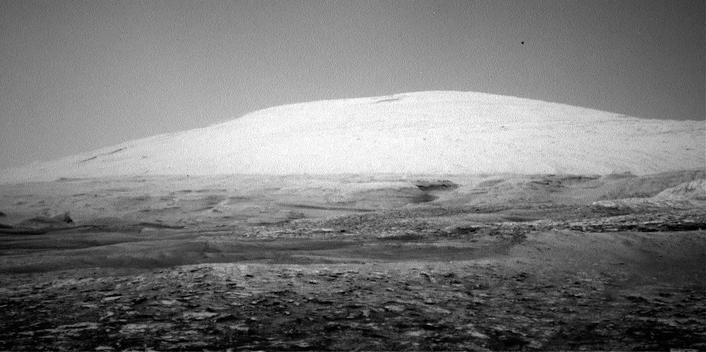Planeta Marte. Noua IMAGINE UIMITOARE Publicata de NASA muntele sharp