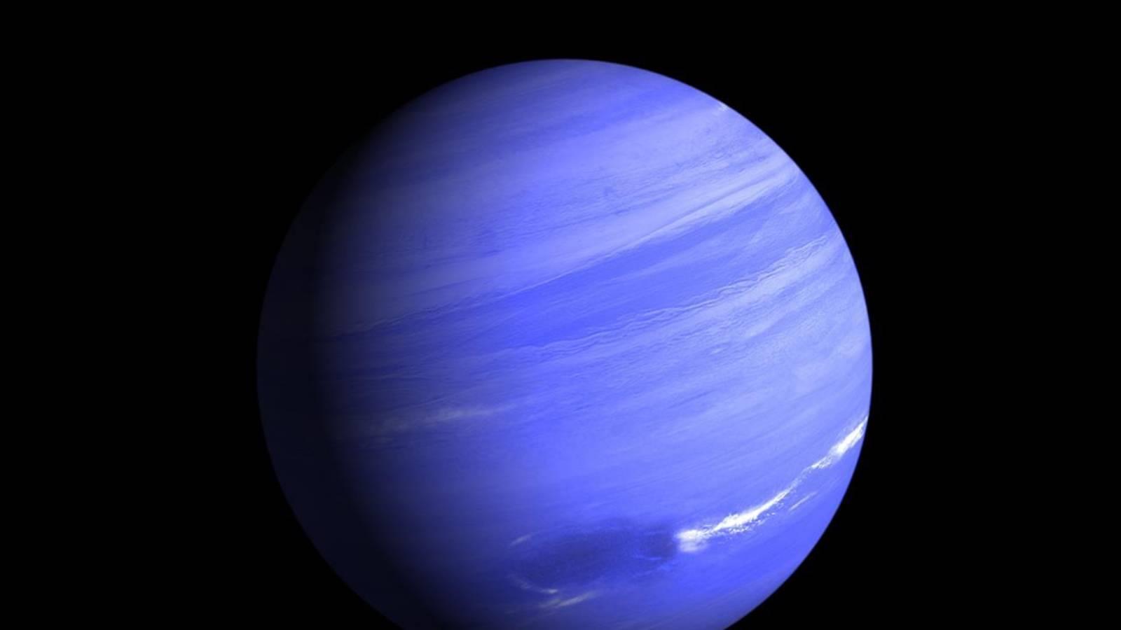 Planeta Neptun. Primele IMAGINI ULUITOARE Facute de NASA