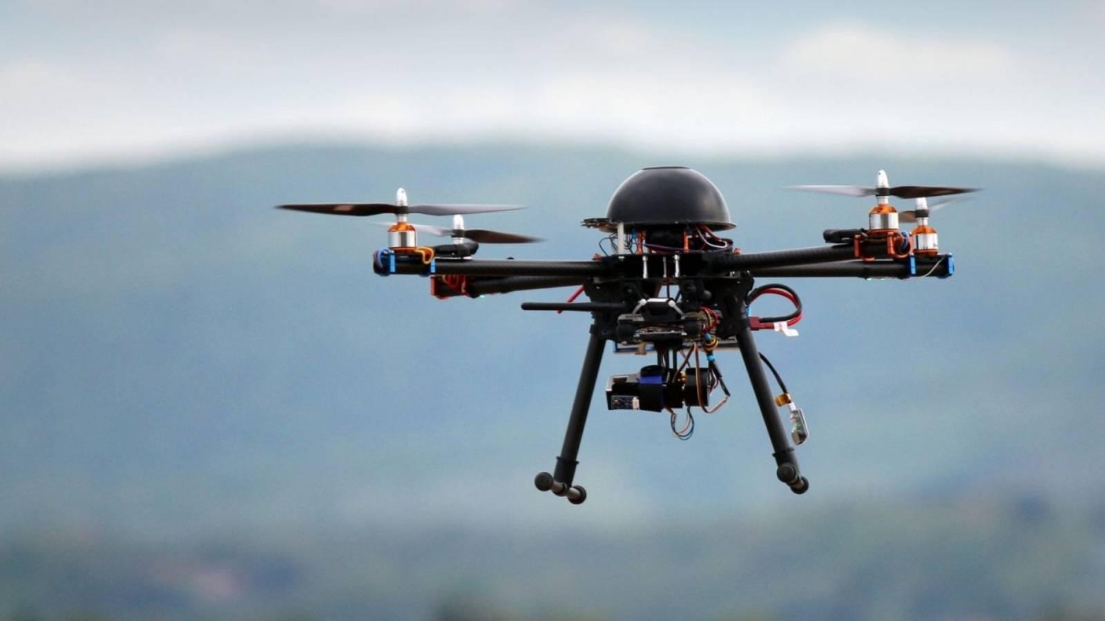 Politia Romana Cumpara Drone Performante, ce va face cu ele