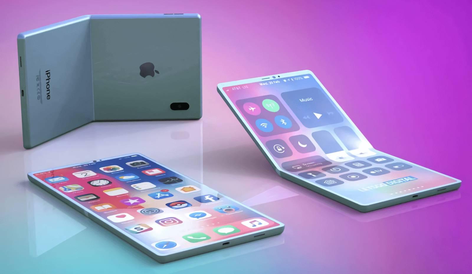 Primul iPhone PLIABIL este deja Pregatit pentru LANSARE de Apple
