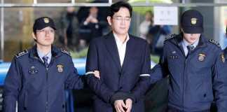 SEFUL Samsung JUDECAT iar pentru Acuzatia de DARE de MITA