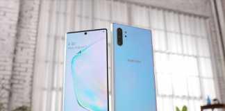 Samsung GALAXY NOTE 10 LIVE VIDEO STREAM de la Lansare
