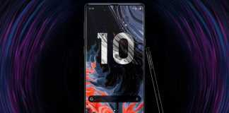 Samsung GALAXY NOTE 10 NU ARE vreo Sansa in fata Huawei MATE 30 PRO