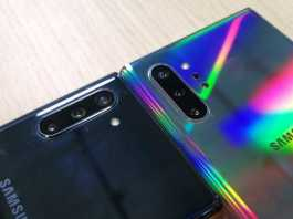 Samsung GALAXY NOTE 10 Plus DISTRUGE iPhone XS, Huawei P30 PRO