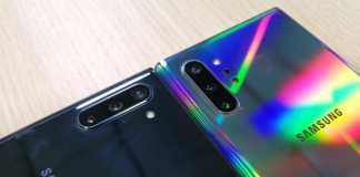 Samsung GALAXY NOTE 10 Plus DISTRUGE iPhone XS, Huawei P30 PRO