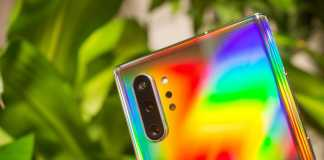 Samsung GALAXY NOTE 10 Plus, PENIBIL, este INFERIOR GALAXY S10