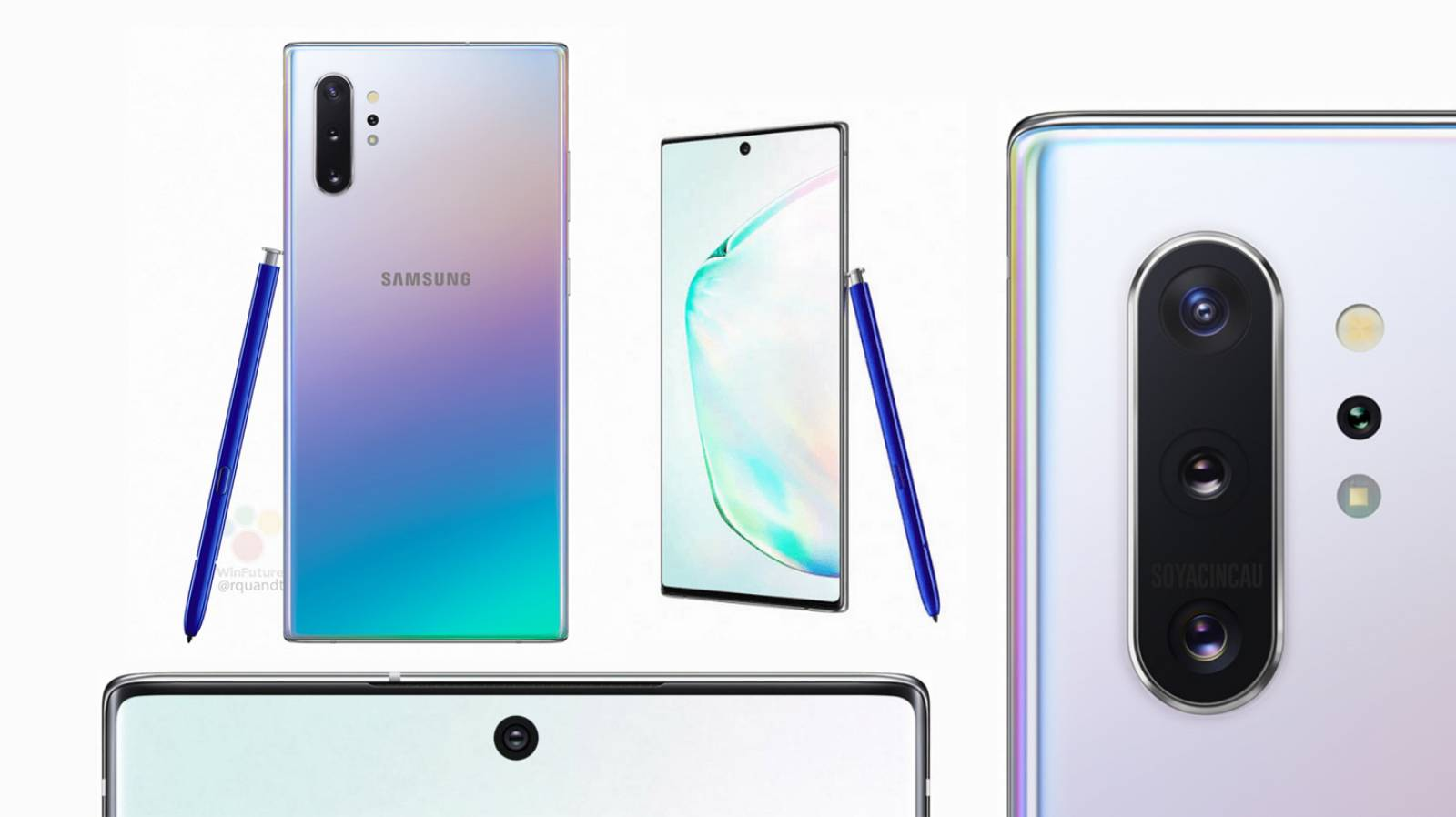 Samsung GALAXY NOTE 10. SPECIFICATII Tehnice FINALE si COMPLETE