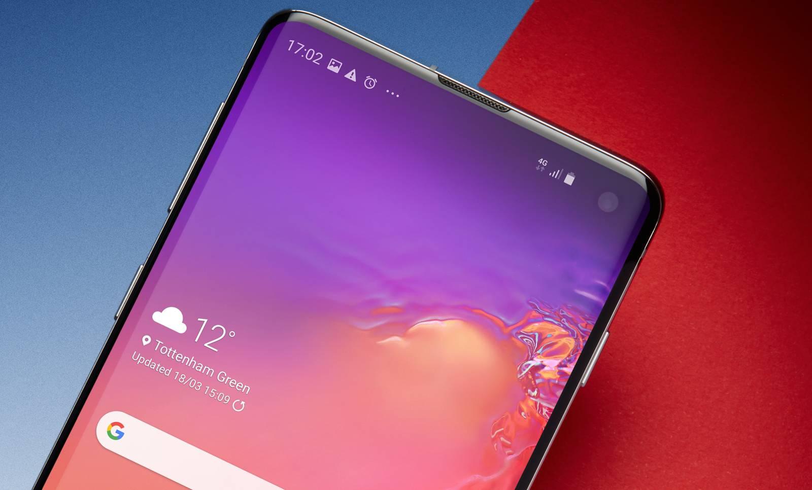 Samsung GALAXY S11 ecran