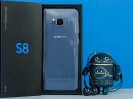 Samsung GALAXY S8 REDUS eMAG
