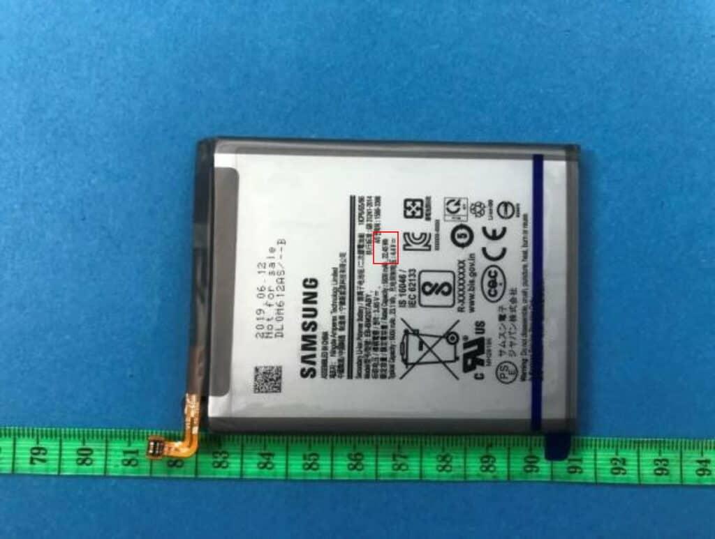 Samsung va LANSA un Telefon cu o Baterie cu Capacitate URIASA poza