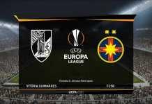 VITORIA GUIMARAES - FCSB LIVE PRO TV FOTBAL EUROPA LEAGUE