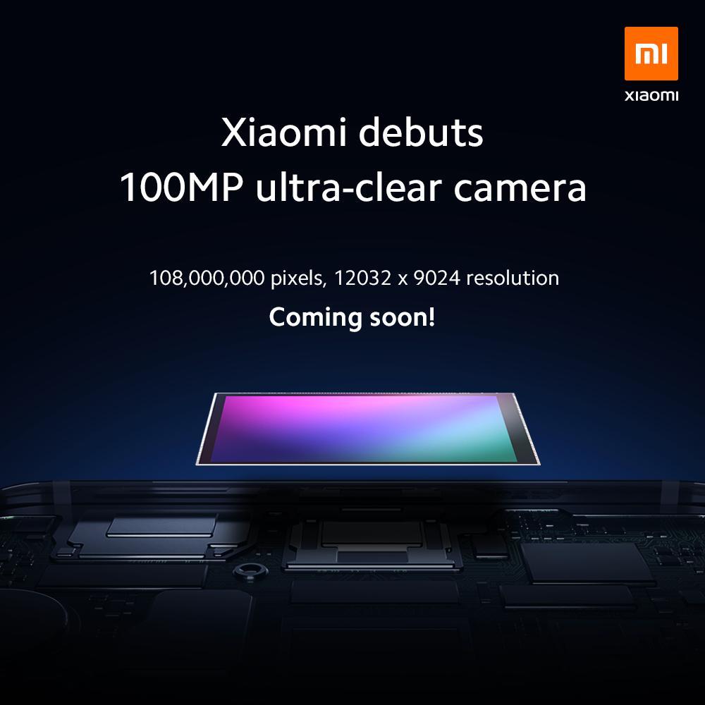 Xiaomi va Lansa Telefonul cu o Camera de 108 Megapixeli senzor