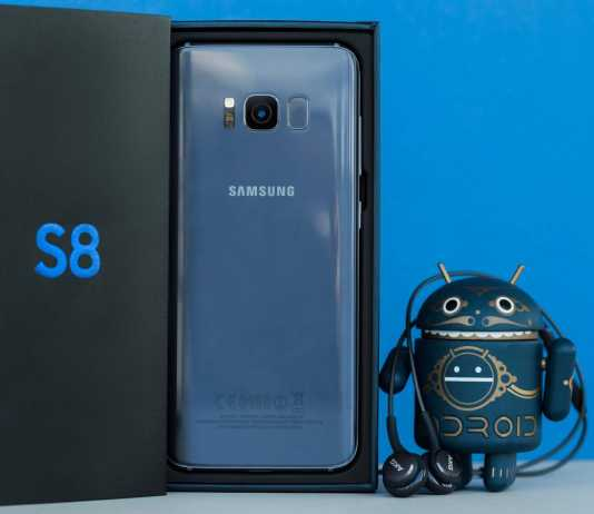 eMAG Samsung GALAXY S8 REDUS Romania