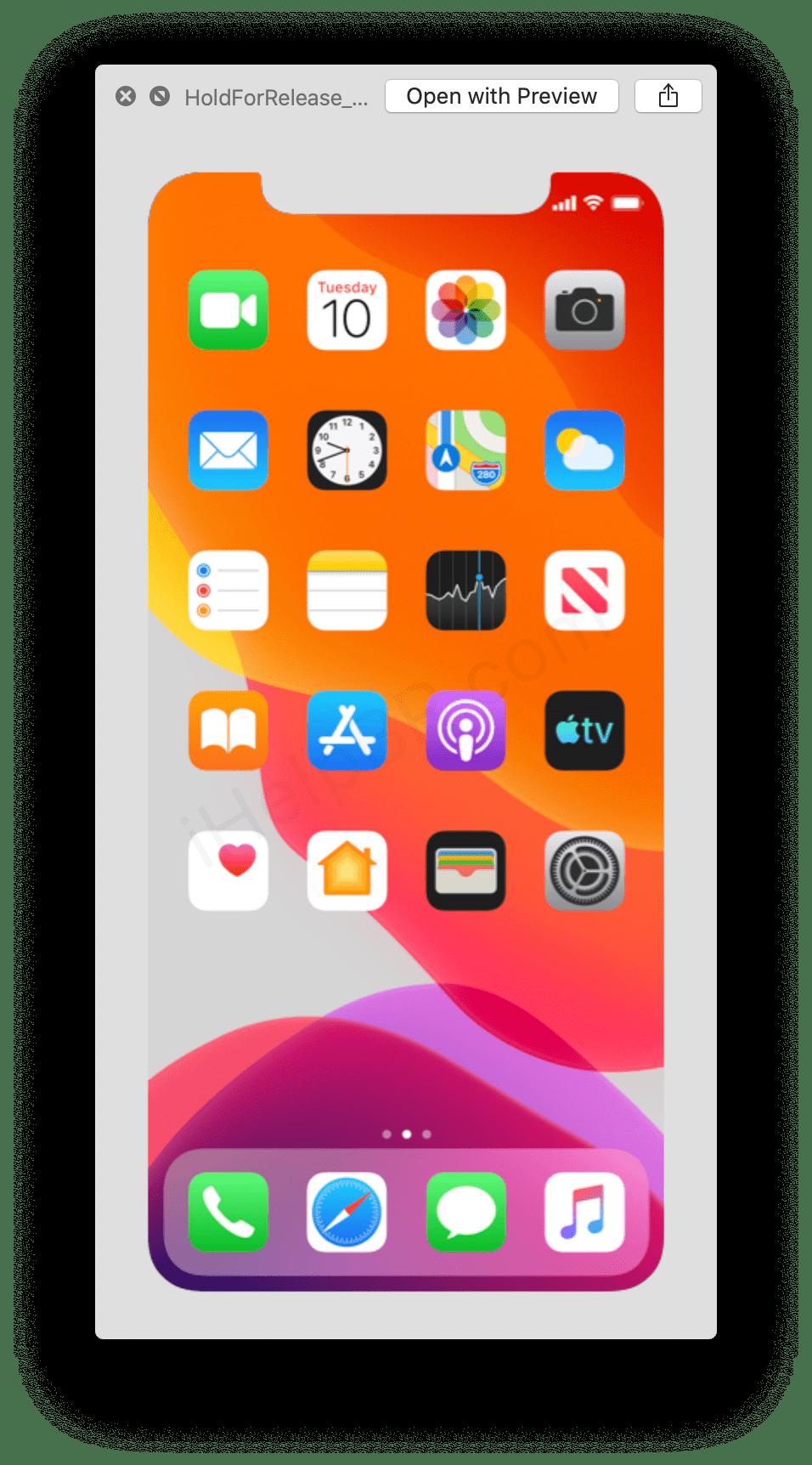 iOS 13 CONFIRMA DATA de LANSARE pentru iPhone 11 10 septembrie