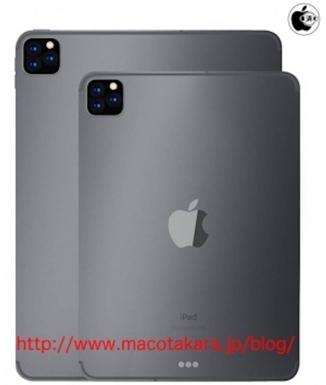 iPad Pro 2019 camera iPhone 11