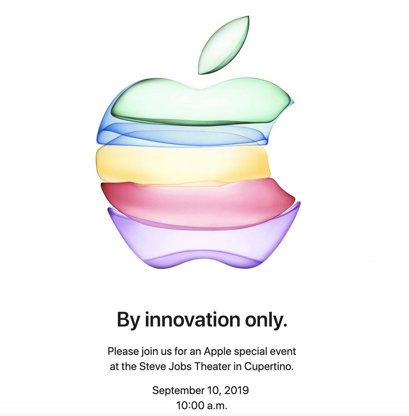 iPhone 11. LANSAREA Anuntata OFICIAL de Apple, Iata DATA invitatie presa