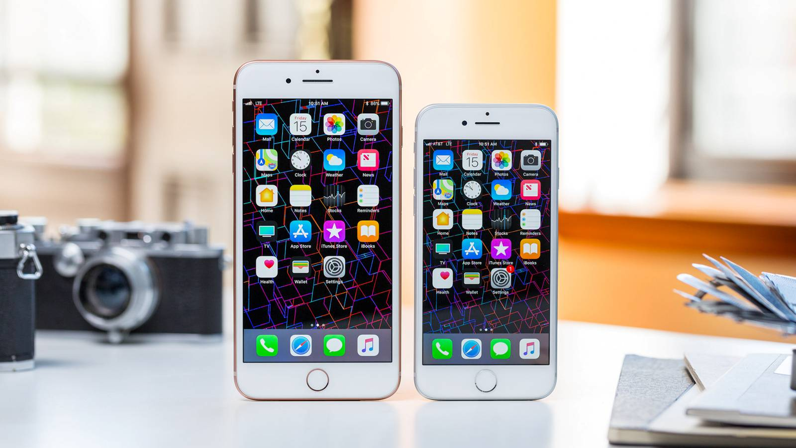 iPhone 7, iPhone 8, Samsung GALAXY S8 Emit Niveluri MARI de RADIATII test 2