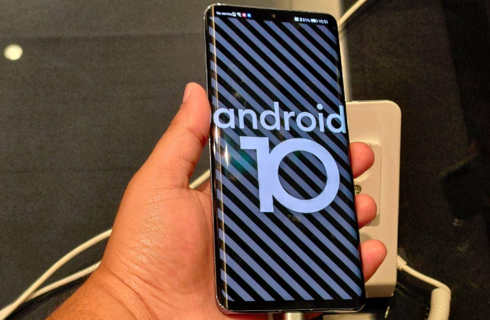 Android 10. Functia GROZAVA luata din iPhone XS si Imbunatatita