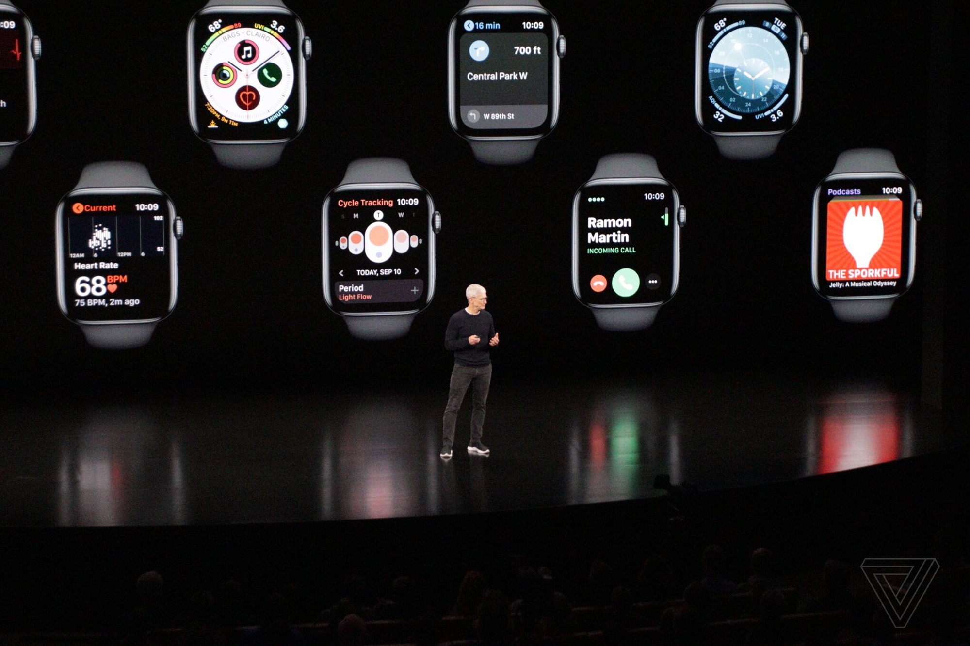 Apple Watch 5 PRET, NOUTATI, SPECIFICATII si LANSARE