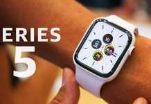 Apple Watch 5 Primele HANDS-ON VIDEO cu Noul Smartwatch