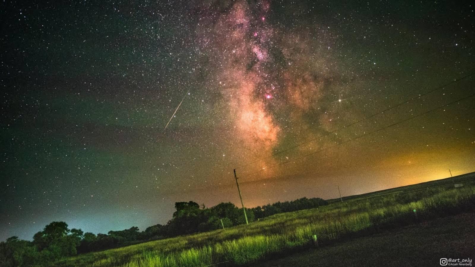 Calea Lactee. Noi Imagini ULUITOARE ce-au IMPRESIONAT si ESA