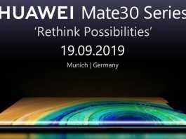 Huawei MATE 30 PRO LIVESTREAM VIDEO pentru LANSAREA de Azi