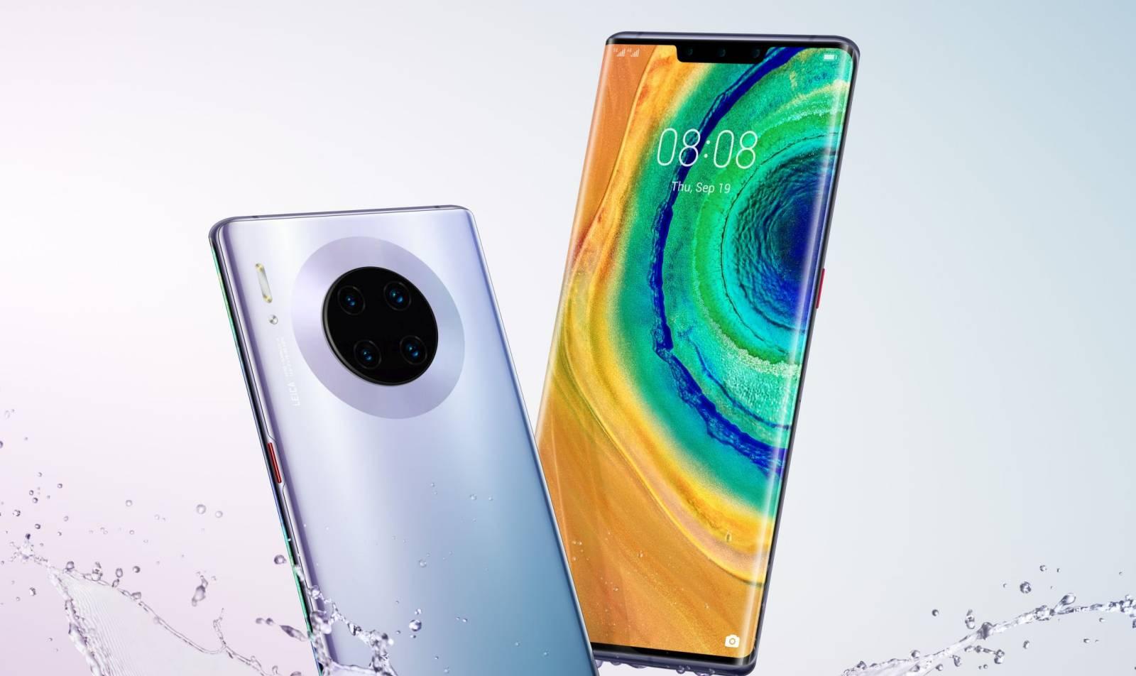 Huawei MATE 30 Pro NU ar urma sa fie LANSAT si in Europa