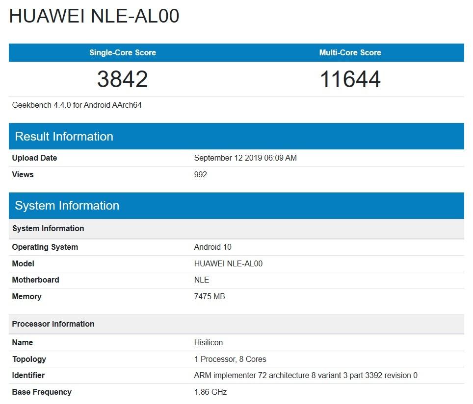 Huawei MATE 30 Pro. LOVITURA DURA pentru Fani, va fi DISTRUS de iPhone 11 Pro performante