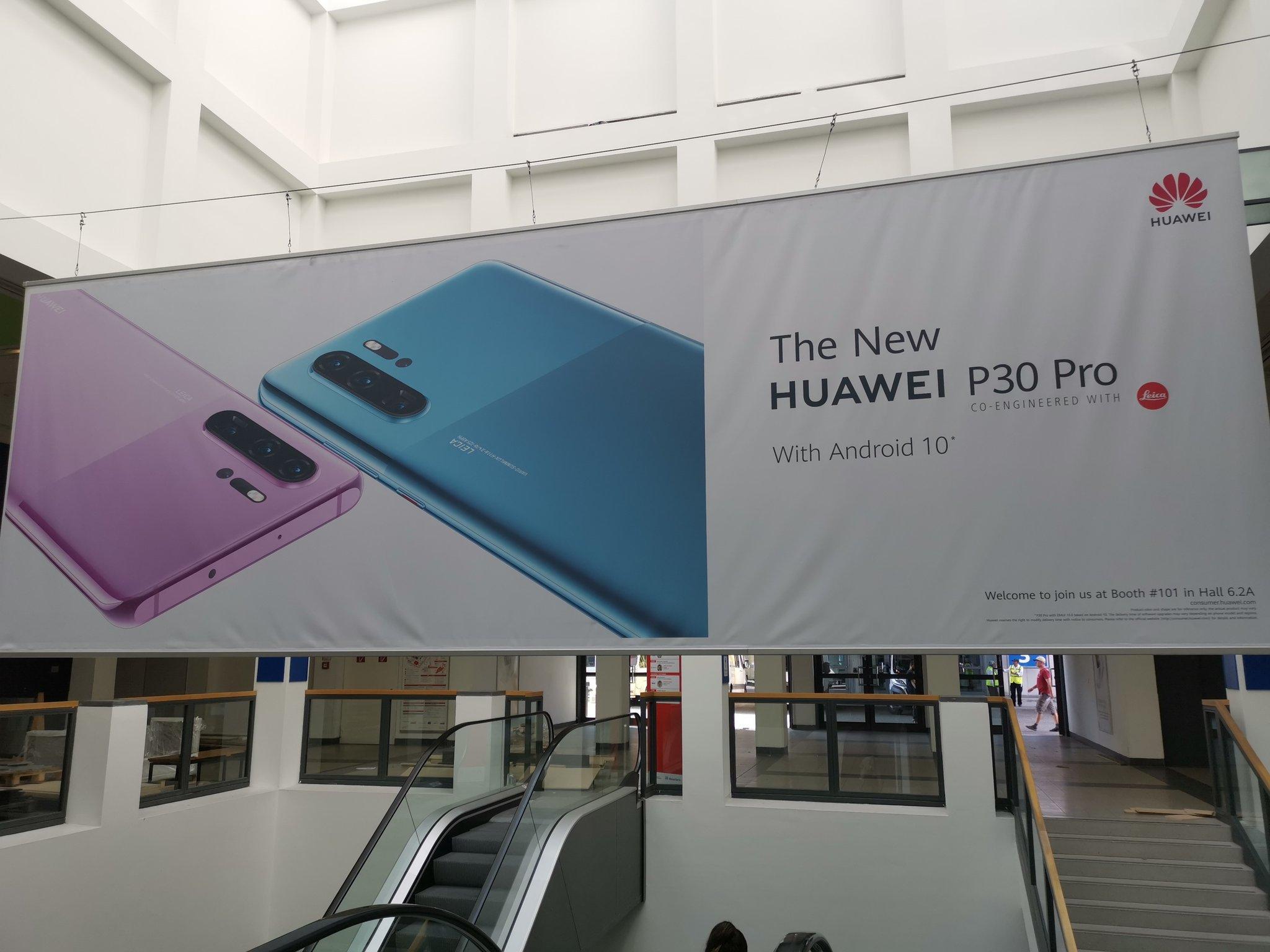 Huawei P30 Pro. Vestea GROZAVA, sau o foarte Mare MINCIUNA ifa berlin 2019