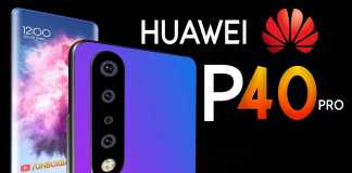 Huawei P40 PRO concept