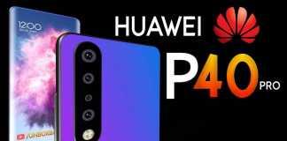 Huawei P40 PRO concept