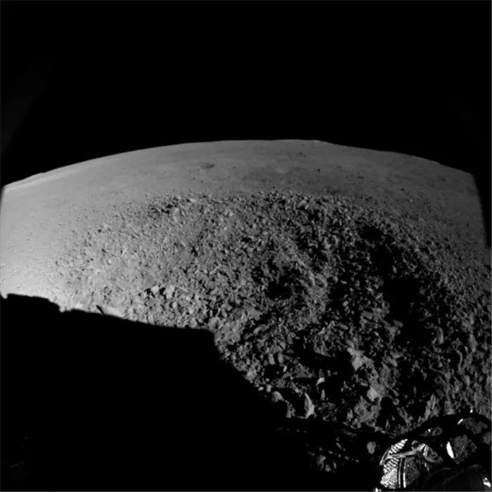 Imaginea ULUITOARE de pe LUNA a UIMIT si Cercetatorii NASA robot modul