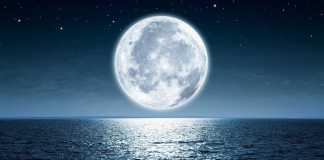 LUNA. Intreaga LUME UIMITA de o Veste ULUITOARE data de NASA