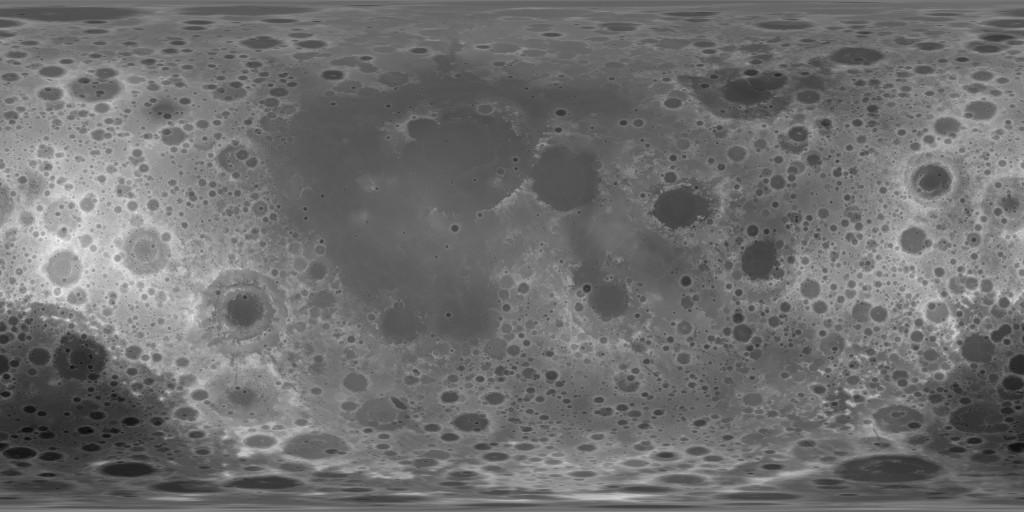 LUNA. NASA UIMESTE cu o Imagine ULUITOARE pentru Omenire imagine completa