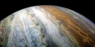 Planeta Jupiter. ASTEROID Filmat intr-un IMPACT ULUITOR (VIDEO)