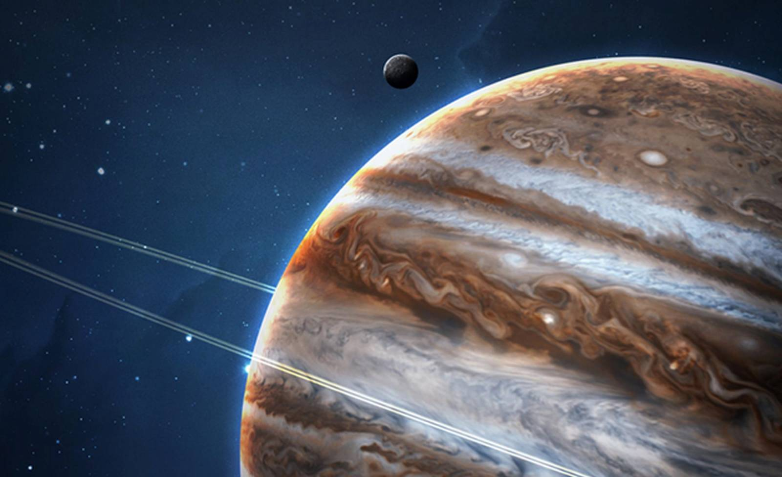 Planeta Jupiter. Imagine UILITOR de RARA care a SOCAT si NASA