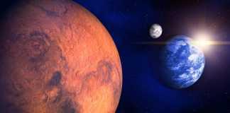 Planeta Marte. Anuntul INCREDIBIL de care NASA a fost UIMITA