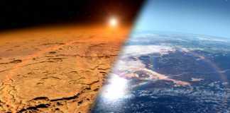 Planeta Marte. NASA UIMESTE cu o Noua Descoperire INCREDIBILA