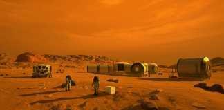 Planeta Marte. UIMITOR, Viata pe Marte Reprodusa pe Pamant